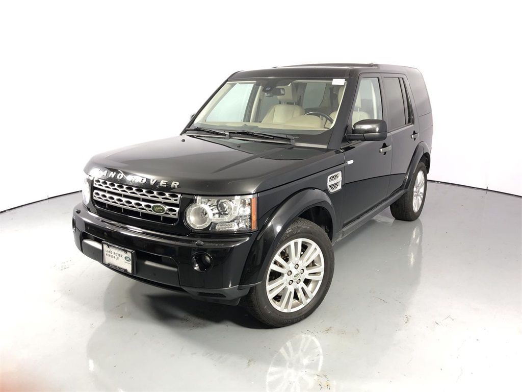 Pre-Owned 2010 Land Rover LR4 HSE LUX