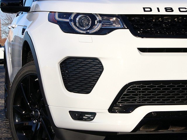New 2018 Land Rover Discovery Sport Hse 4 Door In Hinsdale