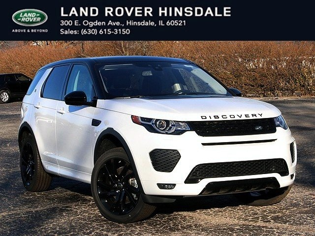 new 2018 land rover discovery sport hse 4 door in hinsdale lh18055 land rover hinsdale. Black Bedroom Furniture Sets. Home Design Ideas