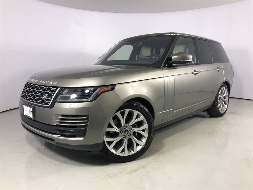 Certified Pre-Owned 2020 Land Rover Range Rover HSE