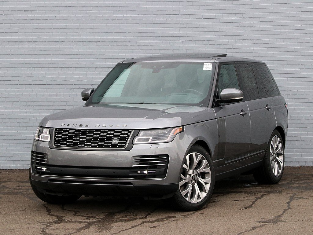 New 2021 Land Rover Range Rover Westminster