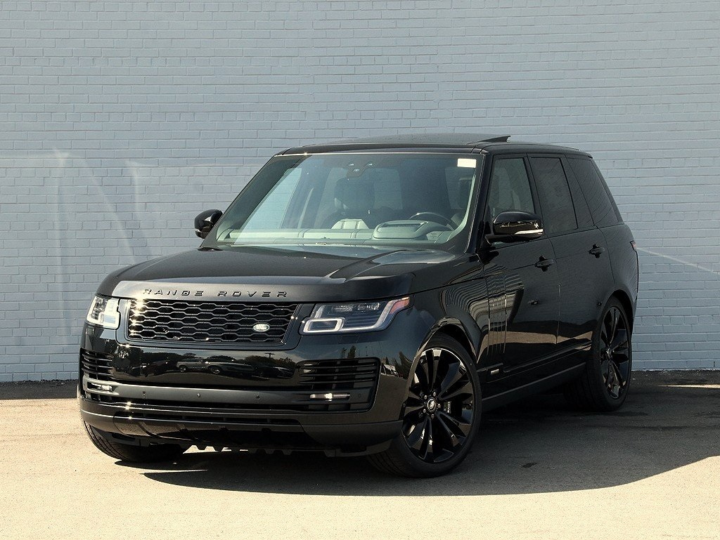 New 2021 Land Rover Range Rover HSE