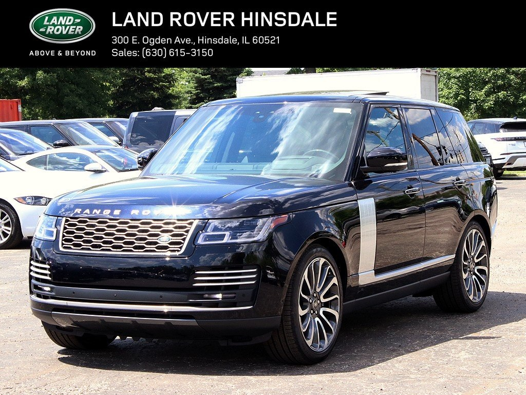 Range Rover Autobiography >> New 2019 Land Rover Range Rover 5 0l V8 Supercharged Autobiography With Navigation 4wd
