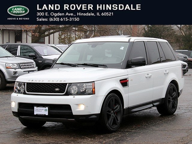 Land Rover Hinsdale >> Pre Owned 2013 Land Rover Range Rover Sport Supercharged 4d Sport