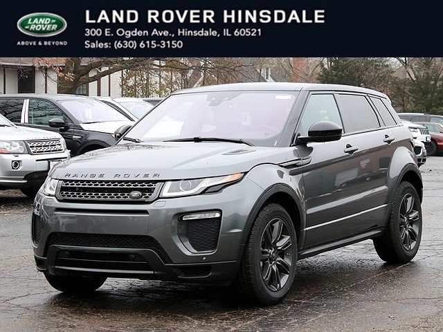 Land Rover Hinsdale >> New 2019 Land Rover Range Rover Evoque 4 Door In Hinsdale Lh19176