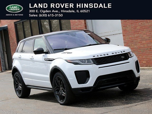 New  Land Rover Range Rover Evoque Hse Dynamic