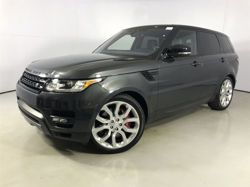 Pre-Owned 2017 Land Rover Range Rover Sport 5.0L V8 Supercharged