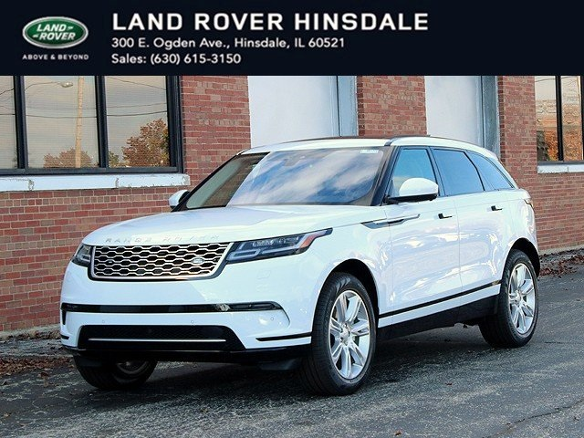 Land Rover Hinsdale >> New 2019 Land Rover Range Rover Velar P250 S 4 Door In Hinsdale