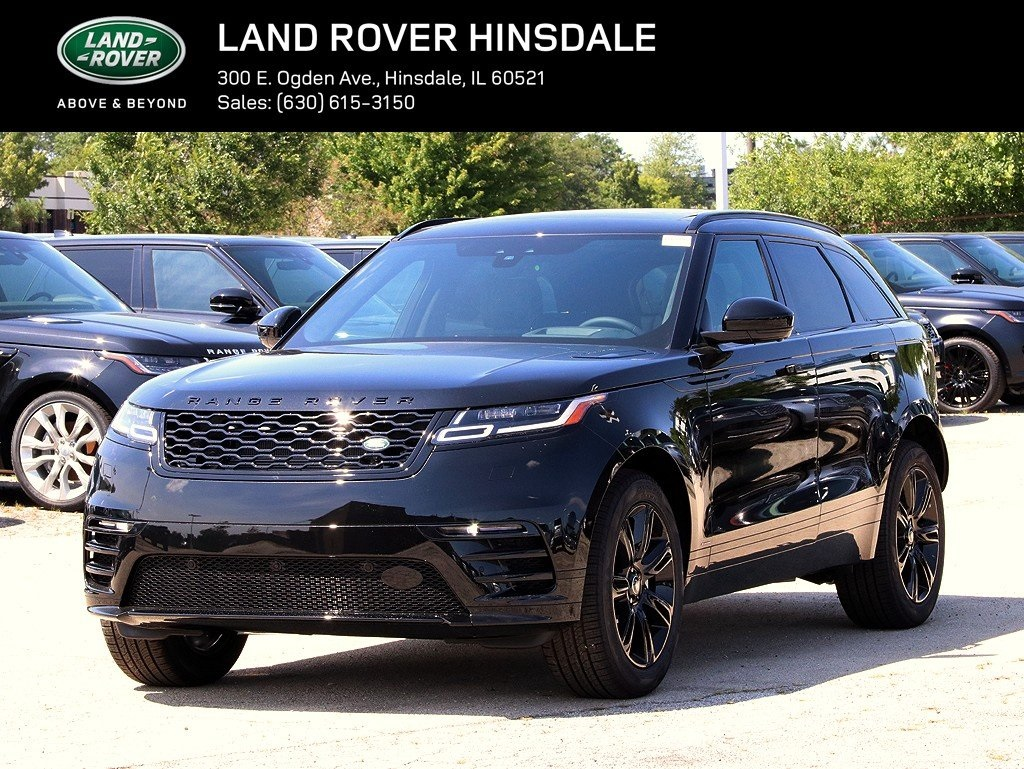 New 2020 Land Rover Range Rover Velar P250 Base With Navigation 4wd
