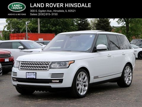 Who Owns Range Rover >> 32 Certified Pre Owned Land Rovers In Stock Land Rover Hinsdale