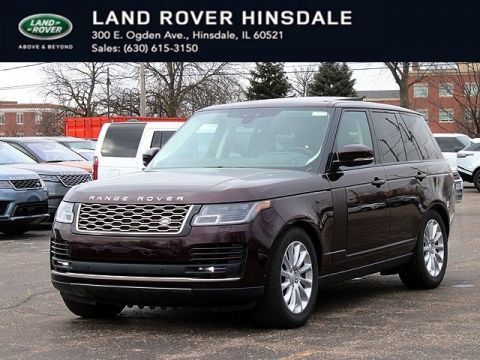 New 2019 Land Rover Range Rover 3.0L V6 Supercharged HSE