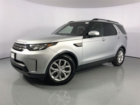 Pre-Owned 2018 Land Rover Discovery SE