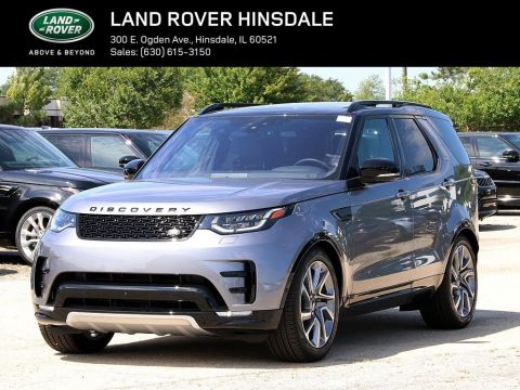 New 2020 Land Rover Discovery Lamdmark Edition