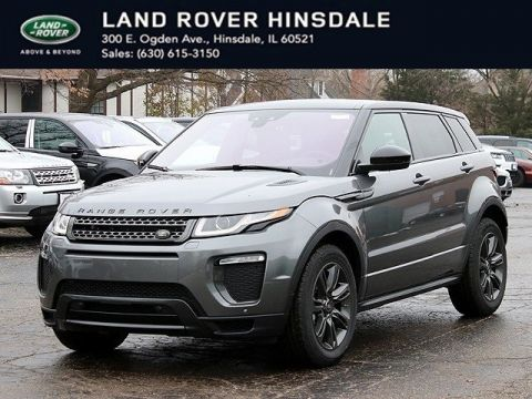 Certified Pre-Owned 2019 Land Rover Range Rover Evoque Landmark Edition