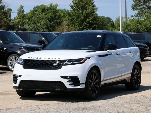 New 2020 Land Rover Range Rover Velar S 340 PS